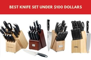 Best Knife Set under 100