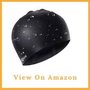 10 Best Swim Caps to Keep Hair Dry 2019 Review   Buyers Guide 05dbf9b75c64