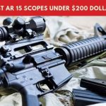 best AR-15 scope under 200