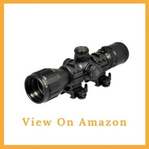 UTG 3-9X32 1″ BugBuster Scope
