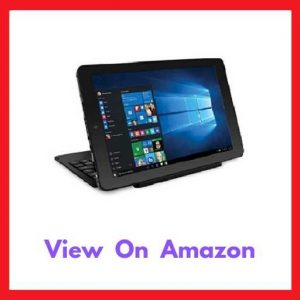 RCA Cambio 10.1 2-in-1 Touchscreen TABLET