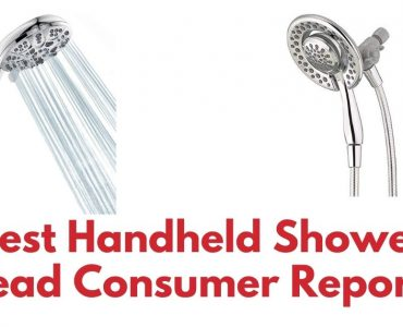 Best Handheld Shower Head Consumer Reports