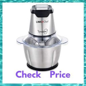 LINKchef FC-5125 Mini Electric Food Chopper