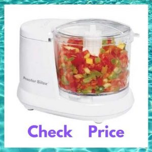 Proctor Silex Durable Mini 1.5 Cup Food Processor 72500RY