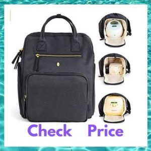 Chertsey Breast Pump and Diaper Bag