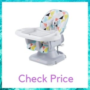 Fisher-Price FLG95 SpaceSaver High Chair